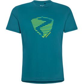 Ziener Nolaf T-Shirt Men, crystal blue